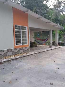 Finca con dos casas nuevas a 10 minutos de Popayán