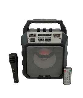 Cabina de sonido parlante portátil Bluetooth 350 watt de potencia