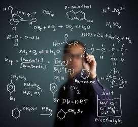 Particular de Química en Nuñez Dejar mensaje