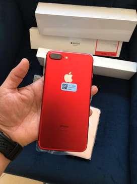 IPhone 7 Plus 128 GB rojo como nuevo