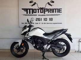 HONDA CB160F DLX MODELO 2020 EXCELENTE ESTADO