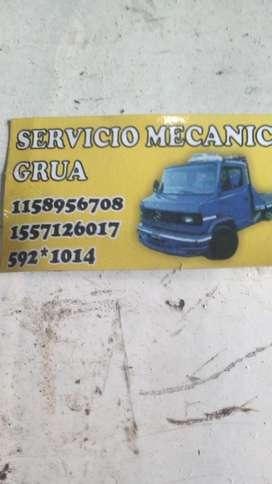 Servicio Grua