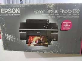 Impresora T50