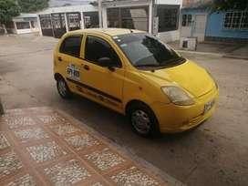 30' vendo taxi chevrolet spark con cupo