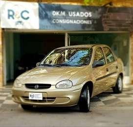 Chevrolet Corsa Classic Base 1.6L c/GNC '07 - Muy buen estado!!