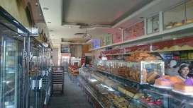 Venta de panadería