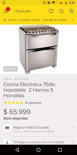 Electrolux nueva