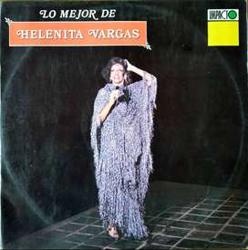 Vinilos Helenita Vargas - Lo Mejor De (3 Vinilos)