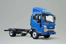 Camión JAC 4 Toneladas con Baranda VIP EURO 4 - GREEN JET
