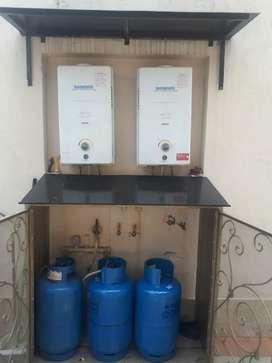 CENTRALITAS de GAS INSTALACIÓN y VENTAS