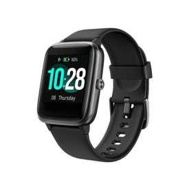 Smartwatch Reloj android monitorea tu presion arterial las 24 horas.