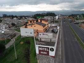 Hotel de Venta o Renta (Arriendo) Valle de Los Chillos (Sector El Colibri)