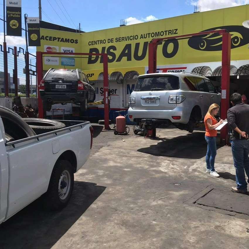 DISAUTO REQUIERE MECANICO AUTOMOTRIZ 0