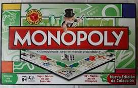 Monopolio Clásico Original - Juego de Mesa