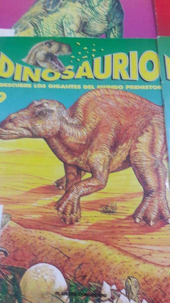 Colección Dinosaurio 0