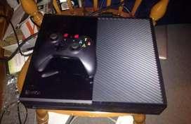 Xbox one usada en buen estado como nueva