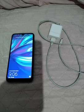 celular marca Huawei Y7 2019