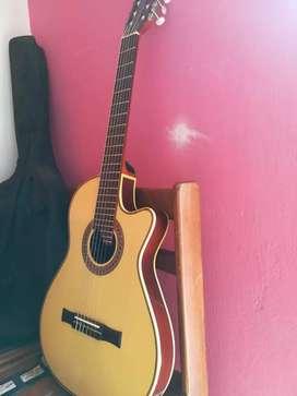 Vendo Remato guitarra