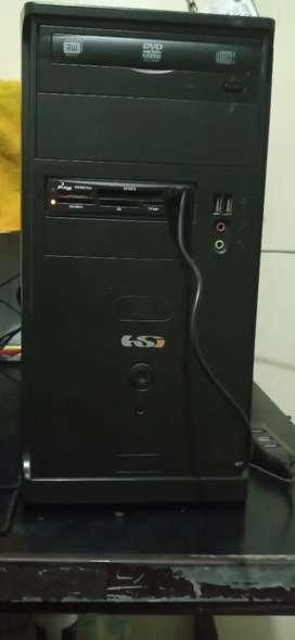 Se vende cpu para juegos, diseño, webcam y más