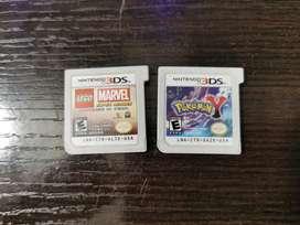 Juegos 3ds originales
