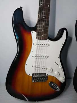 Guitarra Electrica Stratocaster tipo Fender