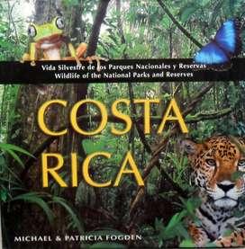 COSTA RICA-VIDA SILVESTRE PARQUES NACIONALES Y RESERVAS