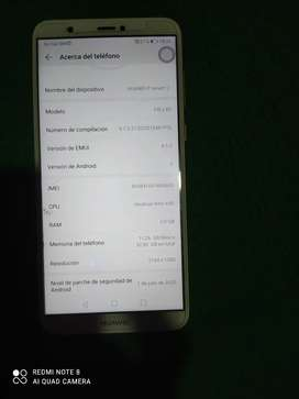 Vendó Huawei psmart 2018 en buenas en