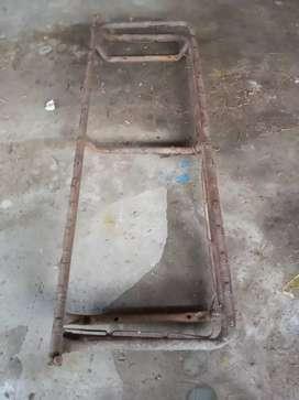 Armazón asiento Rastrojero