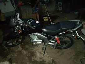 Venta de moto suzuki gsx 125