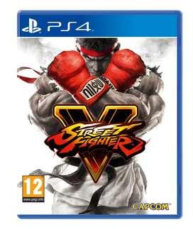 Street Fighters V
