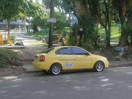 Taxi Medellín hyundai vision
