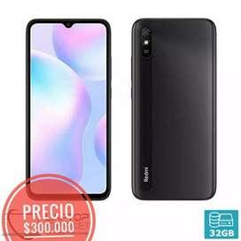 Celular Xiaomi 9A perfecto estado oferta precio especial