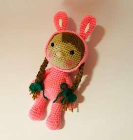 Amigurumis!!! Muñecas personalizadas