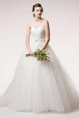 Vendo lindo vestido de novia - matrimonio