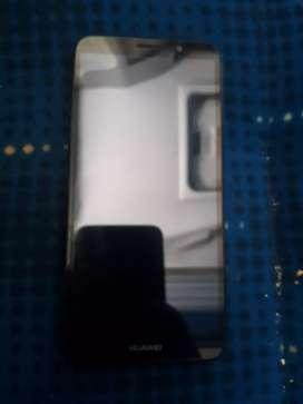 Vendo huawei y5 2018 con cargador no original