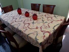 Muebles de sala y comedor