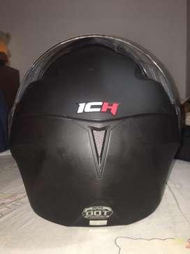 Vendo casco ICH Certicifaco totalmente nuevo