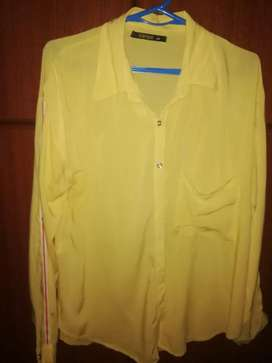 Camisa Tramps talle 38