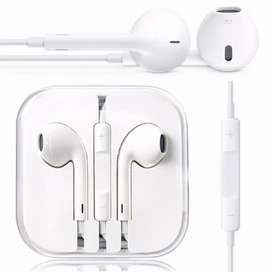 Audifonos Earpods Control Volumen iPhone iPod iPad Impormel