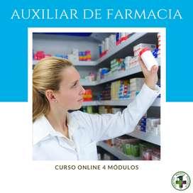 Curso Online de Auxiliar de Farmacia en Centro Medico Escuela