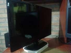 Monitor/TV LG 24 pulgadas