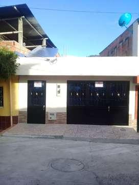 Casa nueva barrio ricaurte