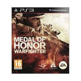 Medal of Honor Warfighter Limited Edition para PS3 Nuevo y Sellado