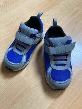 Tenis Waterproof Columbia para Niño Color Azul