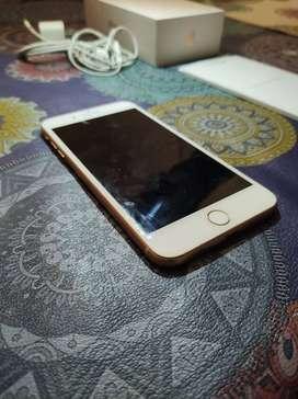 iphone 8 plus excelente estado accesorios originales