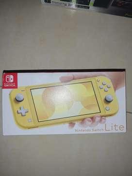 Nintendo suich laith