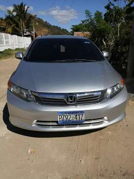 Vendo o cambio Honda civic 2012