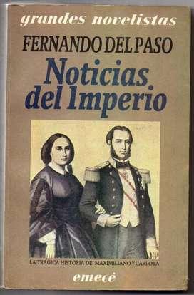 NOTICIAS DEL IMPERIO F. DEL PASO