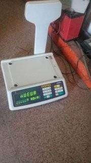balanza electronica nueva 31 kg