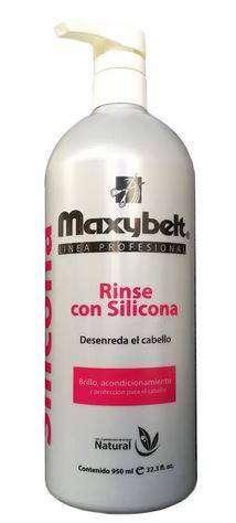 Acondicionador /rinse Con Silicona Maxibe - g a $39